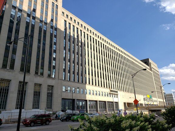chicago city hall restoration