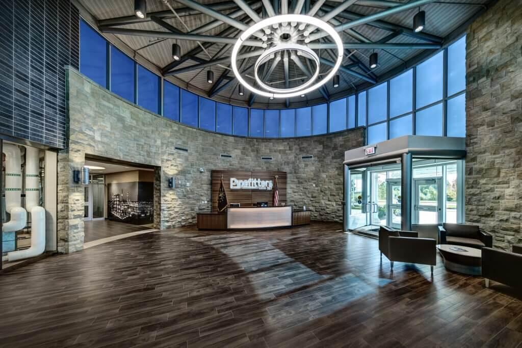 stone masonry interior design
