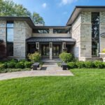 The Farnsworth Residence
